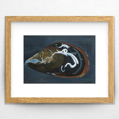 Mussel Series No. 4