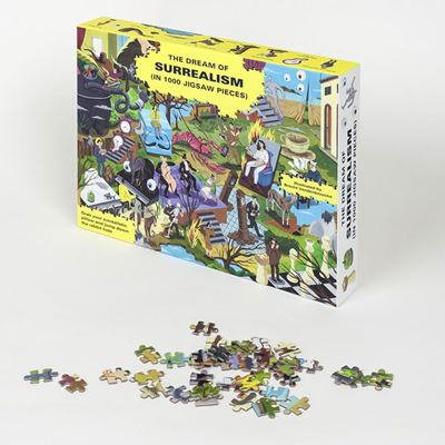 The Dream of Surrealism 1,000-piece jigsaw