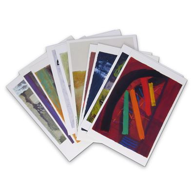 Wilhelmina Barns-Graham postcards – 10-piece set