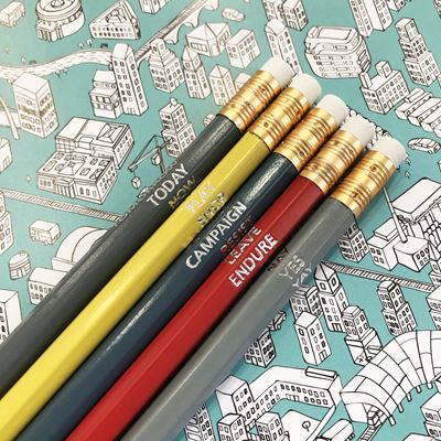 Decision-maker pencils – 5 pieces