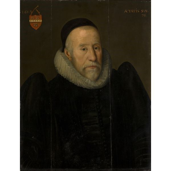 Anthony Meres of Lincoln (1539–1616)